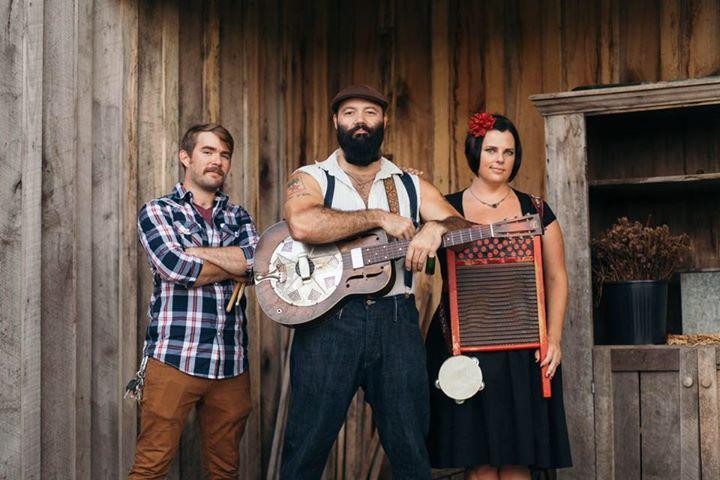 The Reverend Peytons Big Damn Band - Calgary Canada