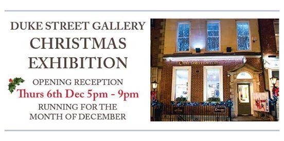Duke Street Gallery Christmas Exhibition