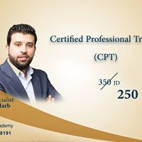 Certified Professional Trainer CPT