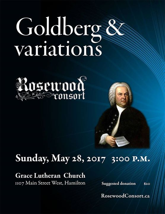 Rosewood Consort 2017 Spring Concert