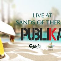 Publika Live at Sands of Therme