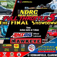 NDRC Full Throttle 5 &quotThe Final Showdown&quot