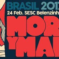 Morbo y Mambo at SESC Belenzinho - So Paulo