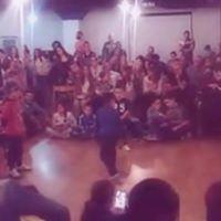 Breakdance at Mosta Dance Class