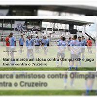 Araxa Esporte X Cruzeiro