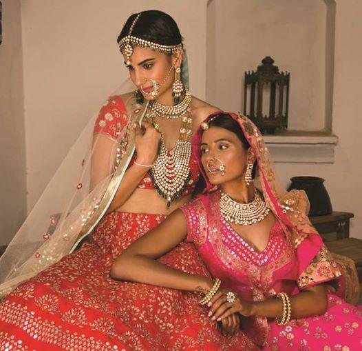 Dont buy Wedding jewellery - just rent it.