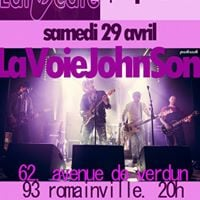La Voie Johnson  Larocaf