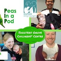 Peas in a Pod Multiples Sling Library drop in session