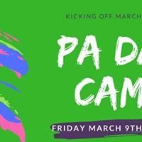 PA Day kicking off March Break