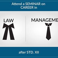 Career in Law &amp Management after Std. XII