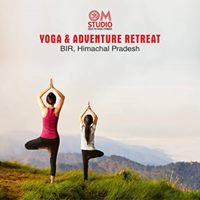 Yoga &amp Adventure Retreat- Bir Himachal Pradesh