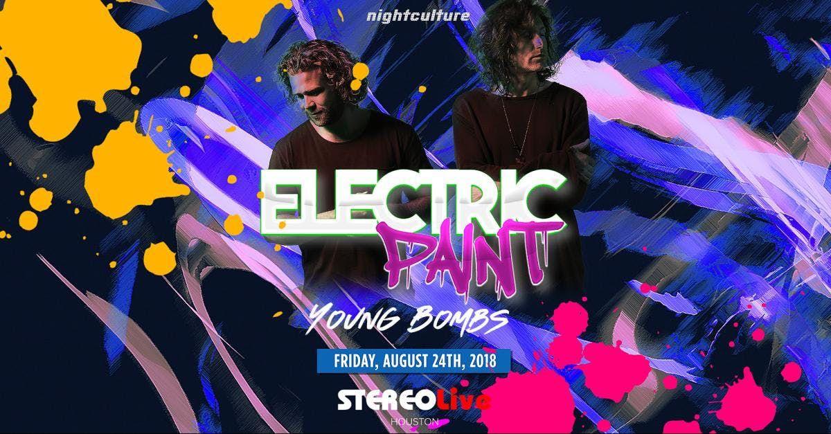 Electric Paint - HOUSTON