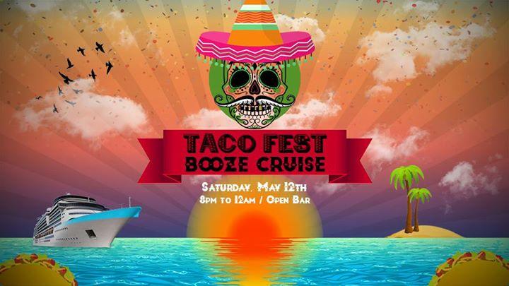 San Francisco Taco Fest Booze Cruise