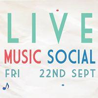 Live Music Social