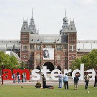 Culturele excursie naar Amsterdam voor derdejaars leerlingen