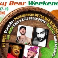 BEAR Albany Lucky Bear Weekend