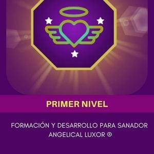 f4dee27e5 Formación y Desarrollo para Sanador Angelical Luxor ®