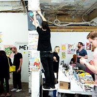 Peckham - DIY Art Market