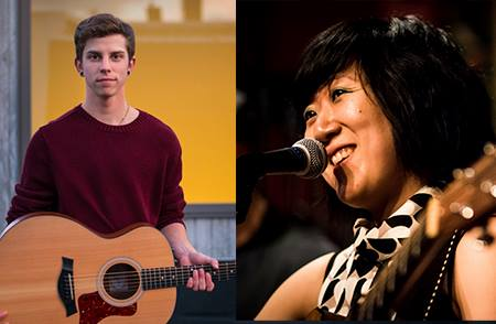 Poetry and Music with Duy Doan Skylar Kergil and Poor Eliza