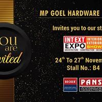 Intext Expo Exhibition Ludhiana in Punjab 2017