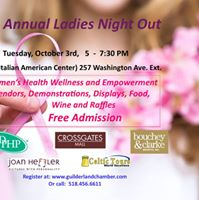 9th Annual Ladies Night Out