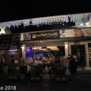 Overtone Pre 20th Anniversary Night for Overdrive 7 July 2018