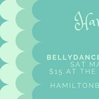 Harem vol 20 - Bellydance Show in Hamilton at The Casbah