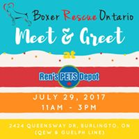 Meet &amp Greet at Rens Burlington