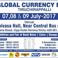 Global Currency Coins Stamps and Antiques Expo - 2017