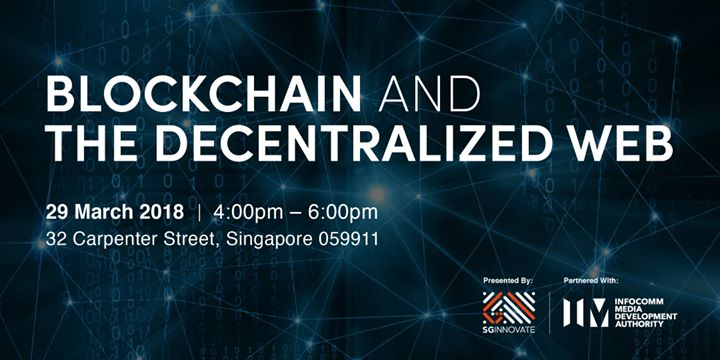 Blockchain and the Decentralized Web