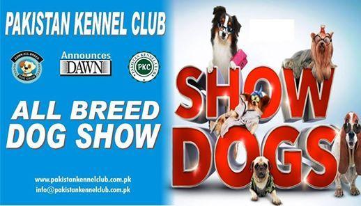 DAWN - Pakistan Kennel Club All Breed Dog Show at Pak-China