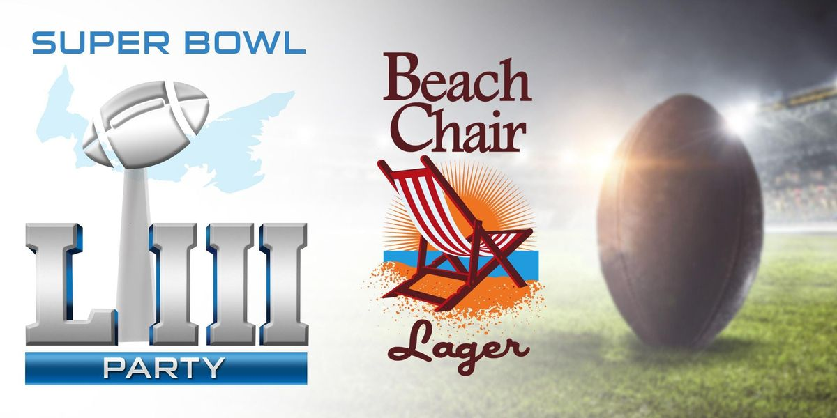 Beach Chair Lager Sb Party In Support Of Football Pei At Prince
