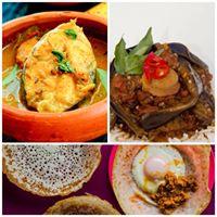 A taste of Sri Lanka - cooking class