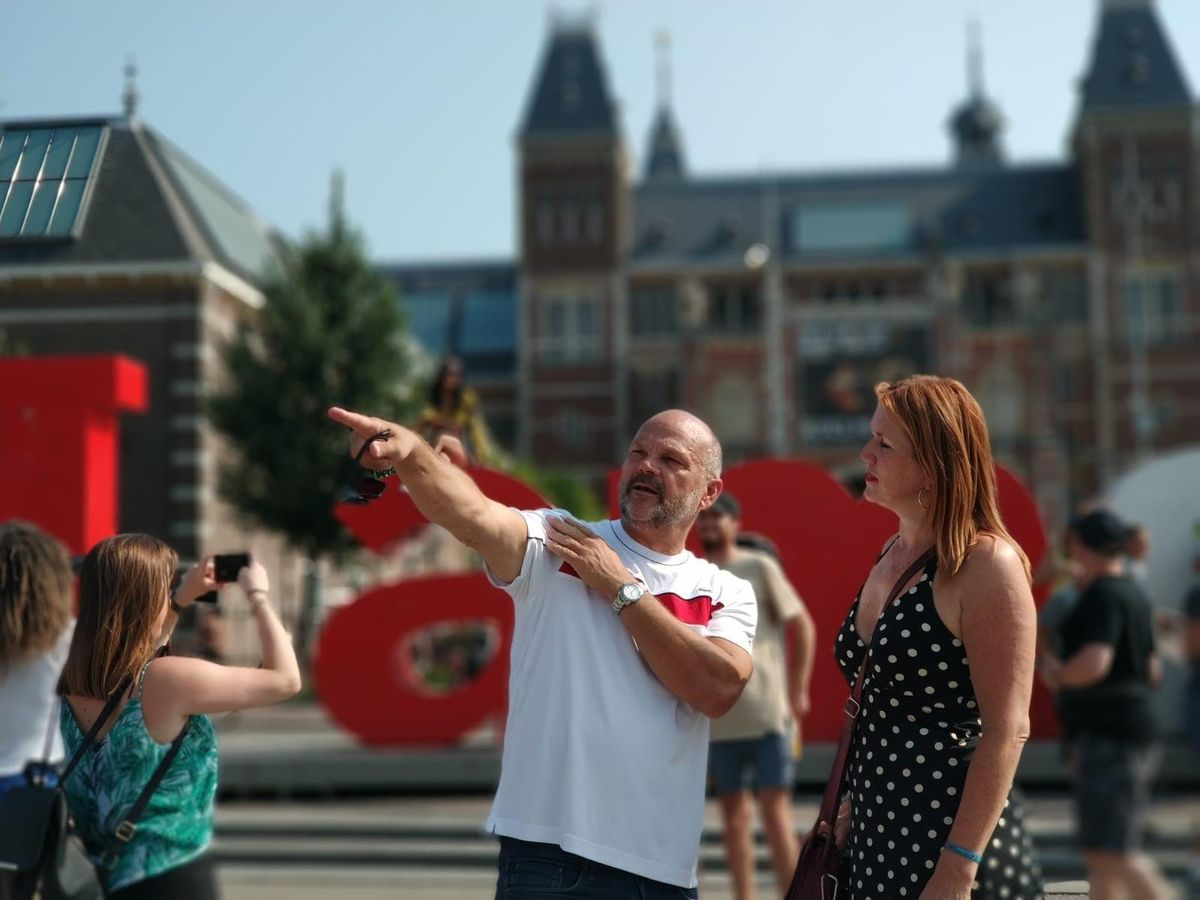 LGBT culture tour in the Rijksmuseum