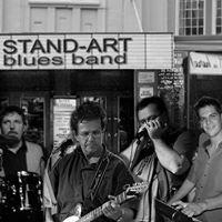 Koncert Stand-Art blues band - Potna ulica Maribor
