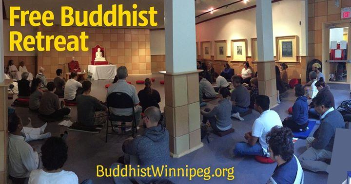Free Day-long Buddhist Retreat