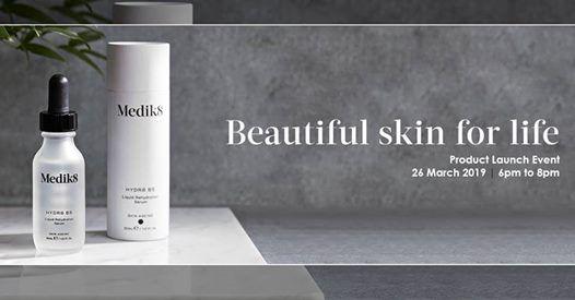 Medik8 Beautiful Skin for Life Product Launch