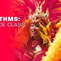 Latin Rhythms Samba Dance Class