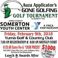Auza Golf Tournament Fundraiser