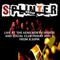 Splinter Group at Kenilworth Sports And Social Club