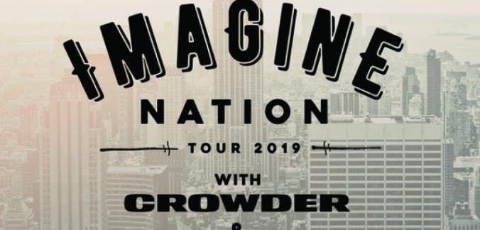 MercyMe - Imagine Nation Tour Volunteers - Cincinnati OH