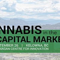Cannabis in the Capital Markets