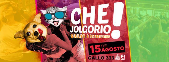 Che Jolgorio Salsa y ritmos latinos en El Emergente