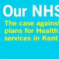 Demo to Save Our NHS QEQM Hospital