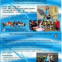 VI Encuentro de educadores preescolar