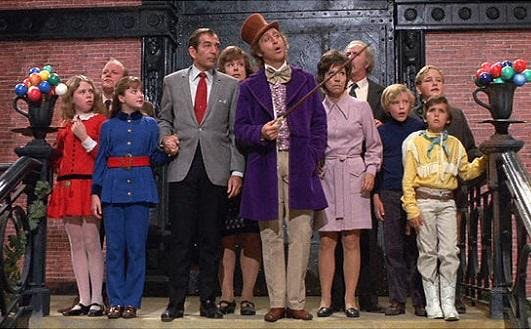 Summer Love - Willy Wonka and the Chocolate Factory