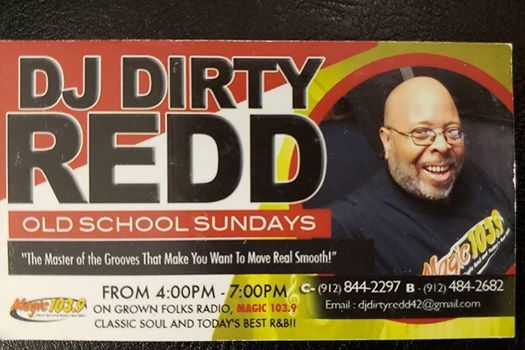 OLD SCHOOL SUNDAYS WITH DJ DIRTY REDD ON MAGIC 103.9