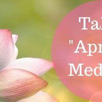Taller Apren a Meditar