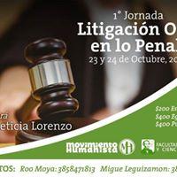 I Jornada de Litigacin Oral