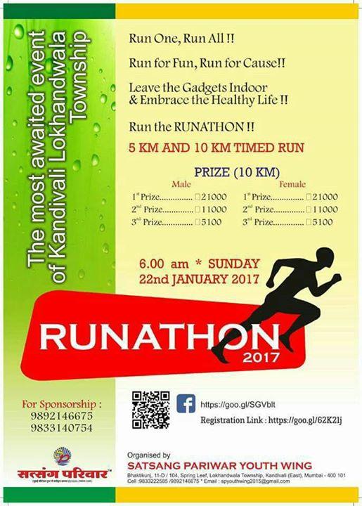 RUNATHON  A 5k and 10k Timed Run